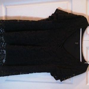 Love &Legend Black lace top